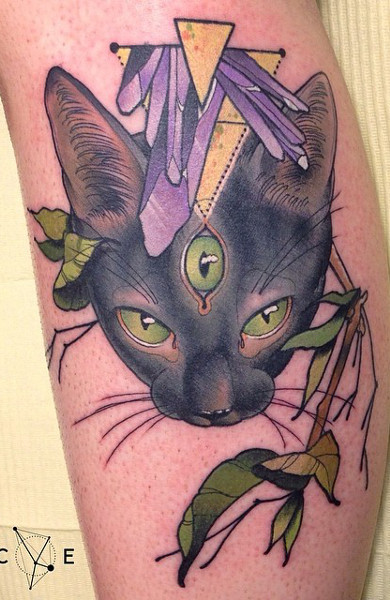 Tattoo Is An All Seeing Eye Of Sketches And Designation The Value