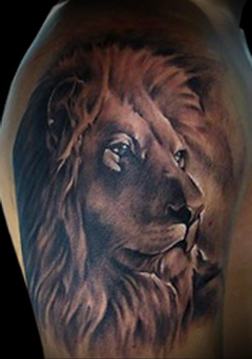 Qu Est Ce Qu Un Tatouage De Lion Que Signifie Tatouage De Lion