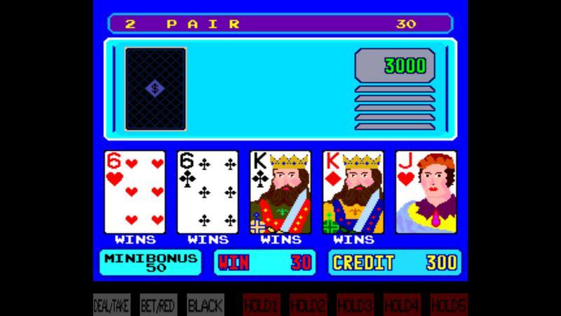American poker 2 novomatic играть