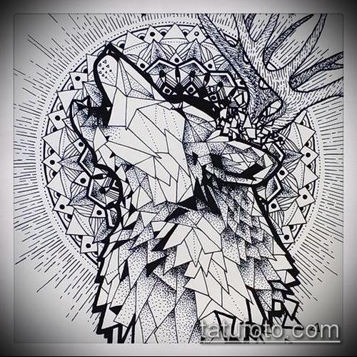 šta Znači Tetoviranje Vuka I Drveća Značenje Tetovaže Wolf