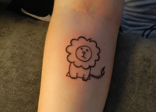 знаком со своим зодиака что значат тату