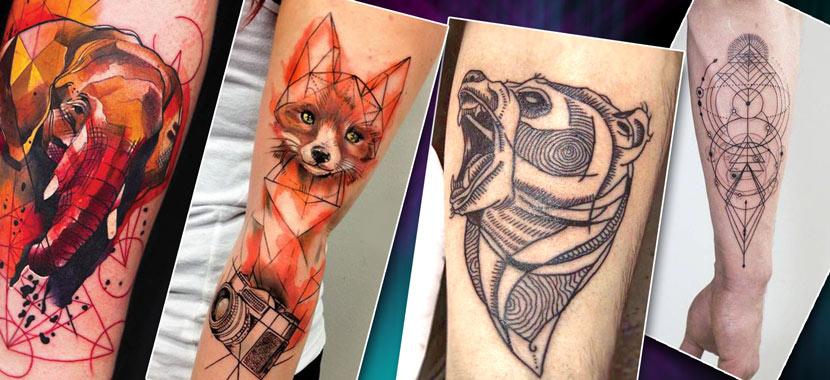 Male Muške Tetovaže Na Ruci Tetovaže Na Ruci