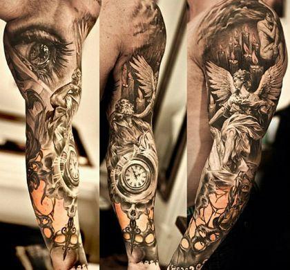 Popularne Muške Tetovaže Na Ruci Tetovaže Na Ruci